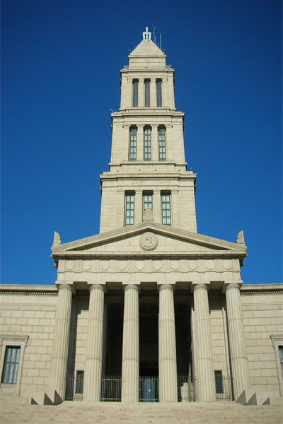 Feature photograph of George Washington Masonic  National Memorial Renovation